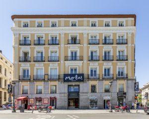 Mola Hostel no centro de Madrid