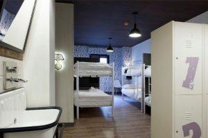 Room 007 Ventura Hostel no centro de Madrid