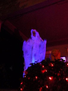 The Glowing Ghost