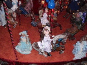 Creepy Doll Carousel