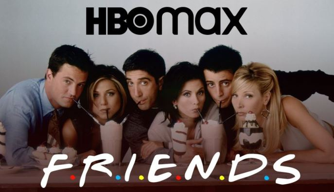 HBO Max Brings Back Must See TV With 'Friends' Reunion - That Hashtag Show