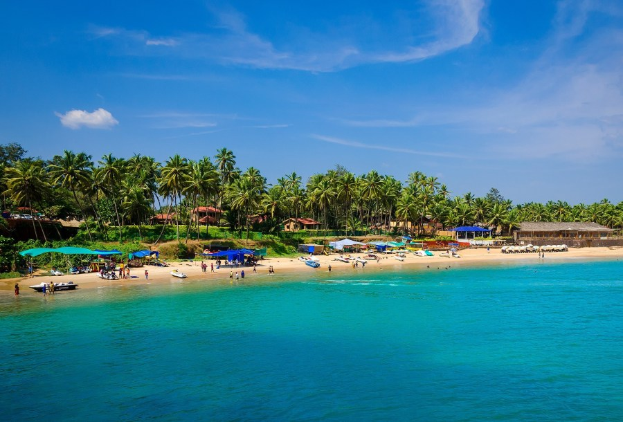 goa places to visit in India this summer