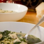 Jewish Wedding Soup