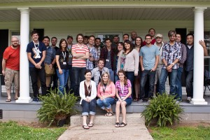 Hymnish songwriter's retreat