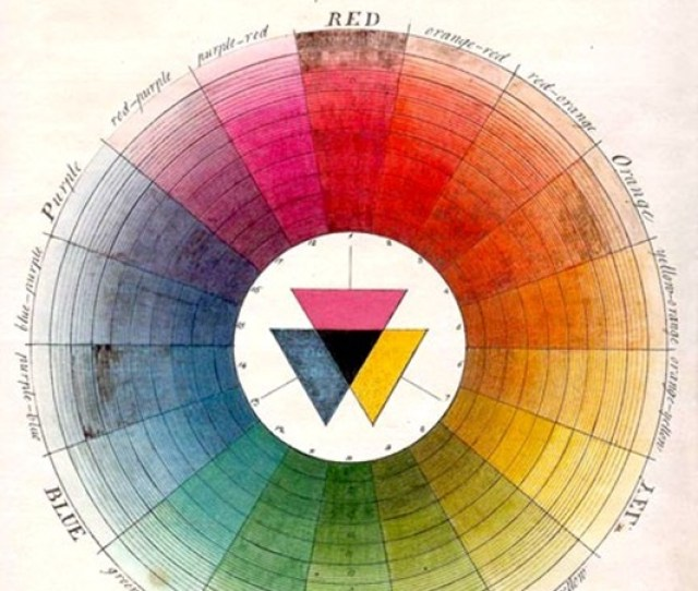 Public Domain Color Chart