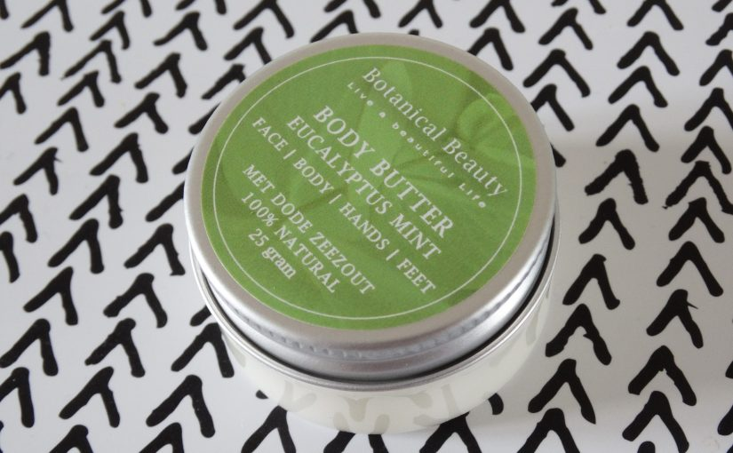 Review Botanical Beauty Body Butter