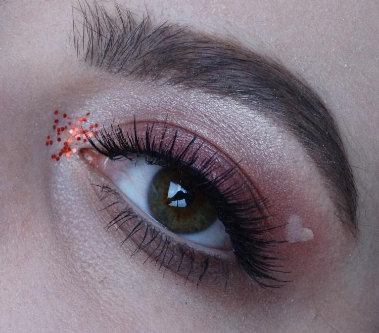 Valentinesday makeup