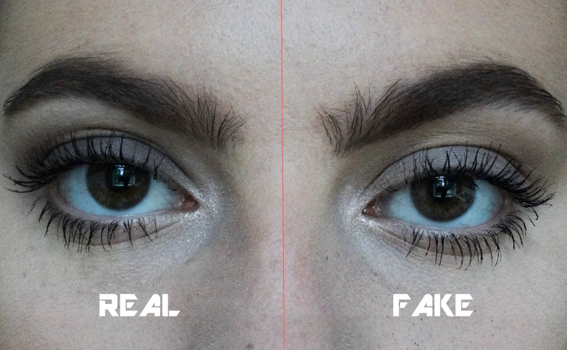 REAL vs FAKE: Urban Decay Naked Smoky palette!