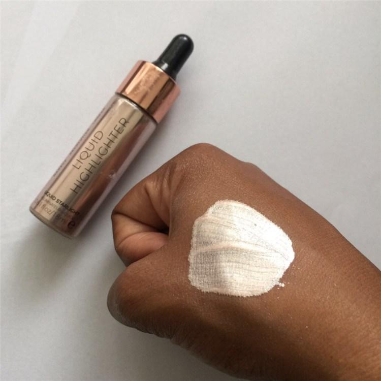 budget highlighter makeup revolution