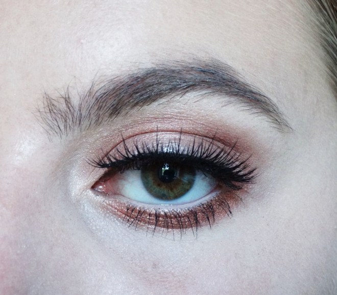 3 looks 1 palette urban decay beached palette