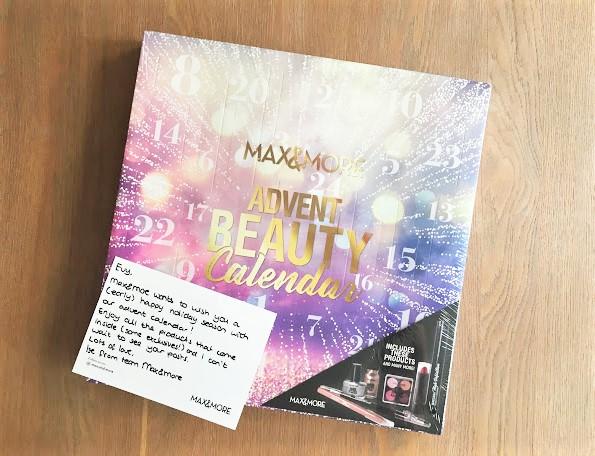 Max&More beauty adventskalender