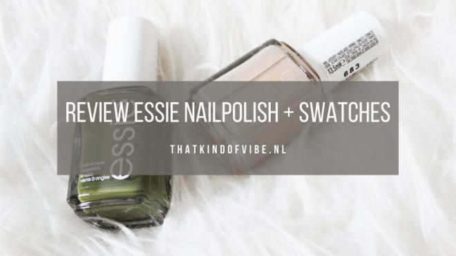 review essie nagellak