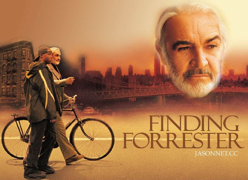 Finding Forrester And The No Thinking Moment That Moment In