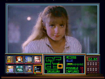 That Moment In Night Trap (1992): The Bathroom Attack | That