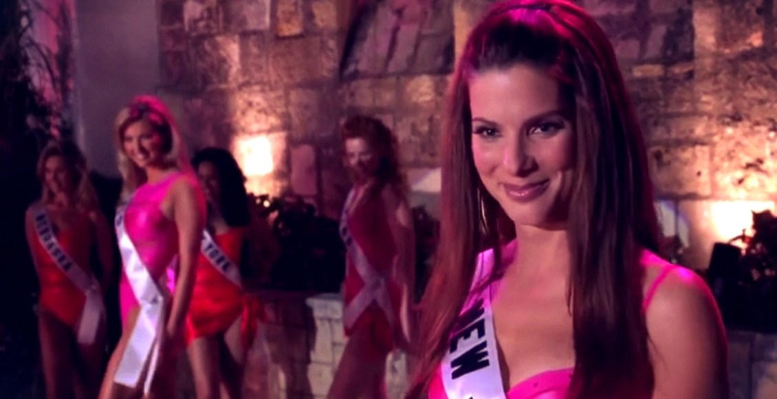 Miss Congeniality 2000 Sandra Bullock Makes This A Beauty That Moment In