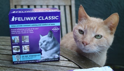 FELIWAY Classic Home Diffuser for cats
