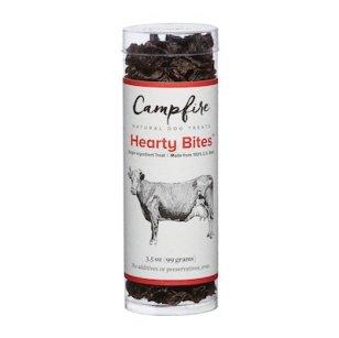 Hearty Bites dog treats from Campfire Natural Treats