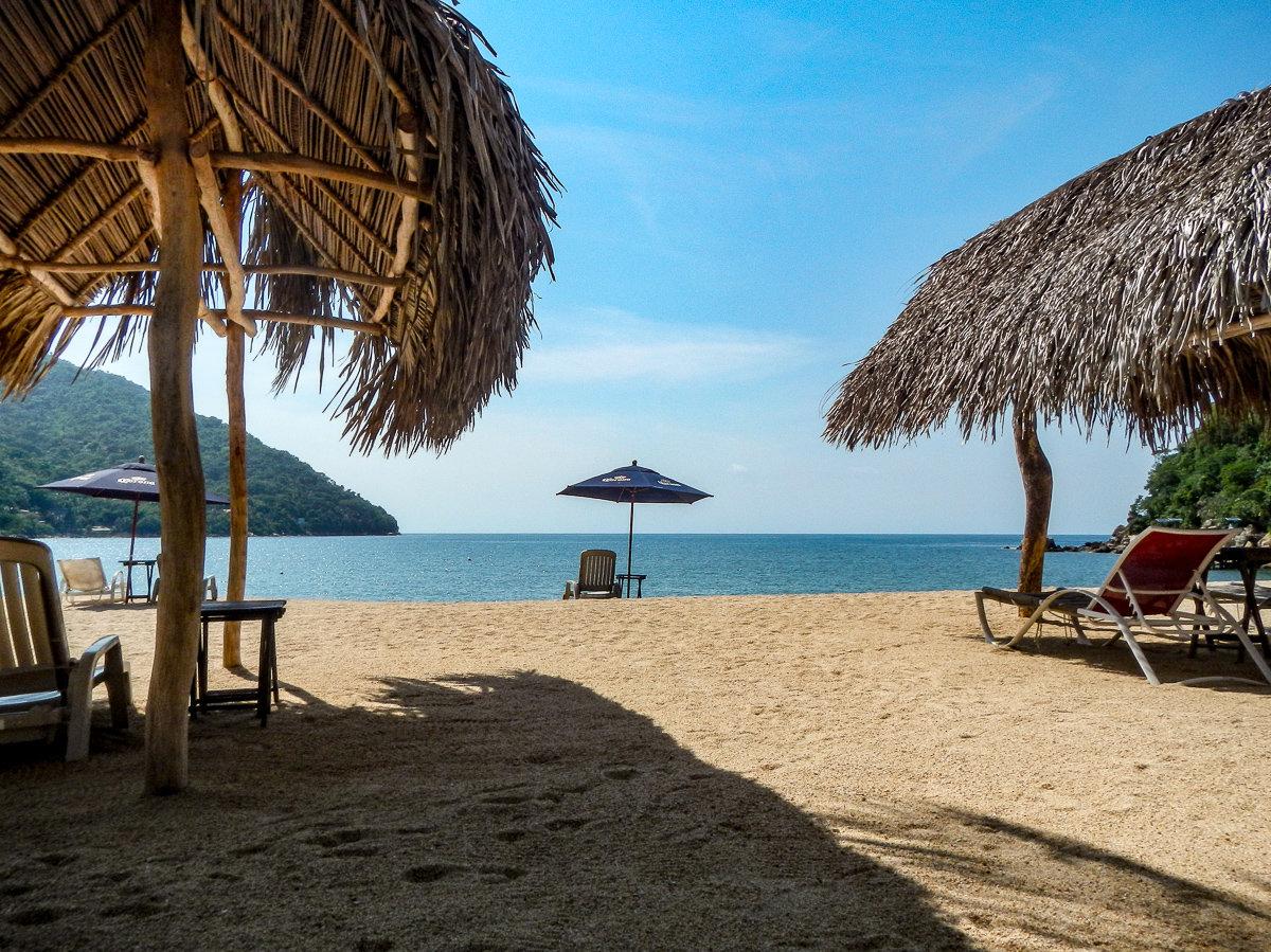 Yelapa Beach, Mexico