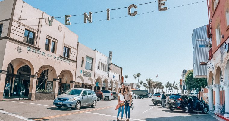 4-Day Southern California Vacation: A College Student's Experience