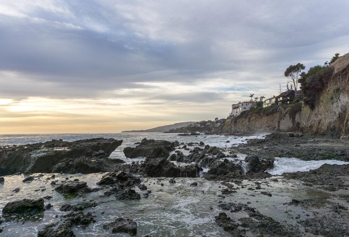 View of Victoria Beach