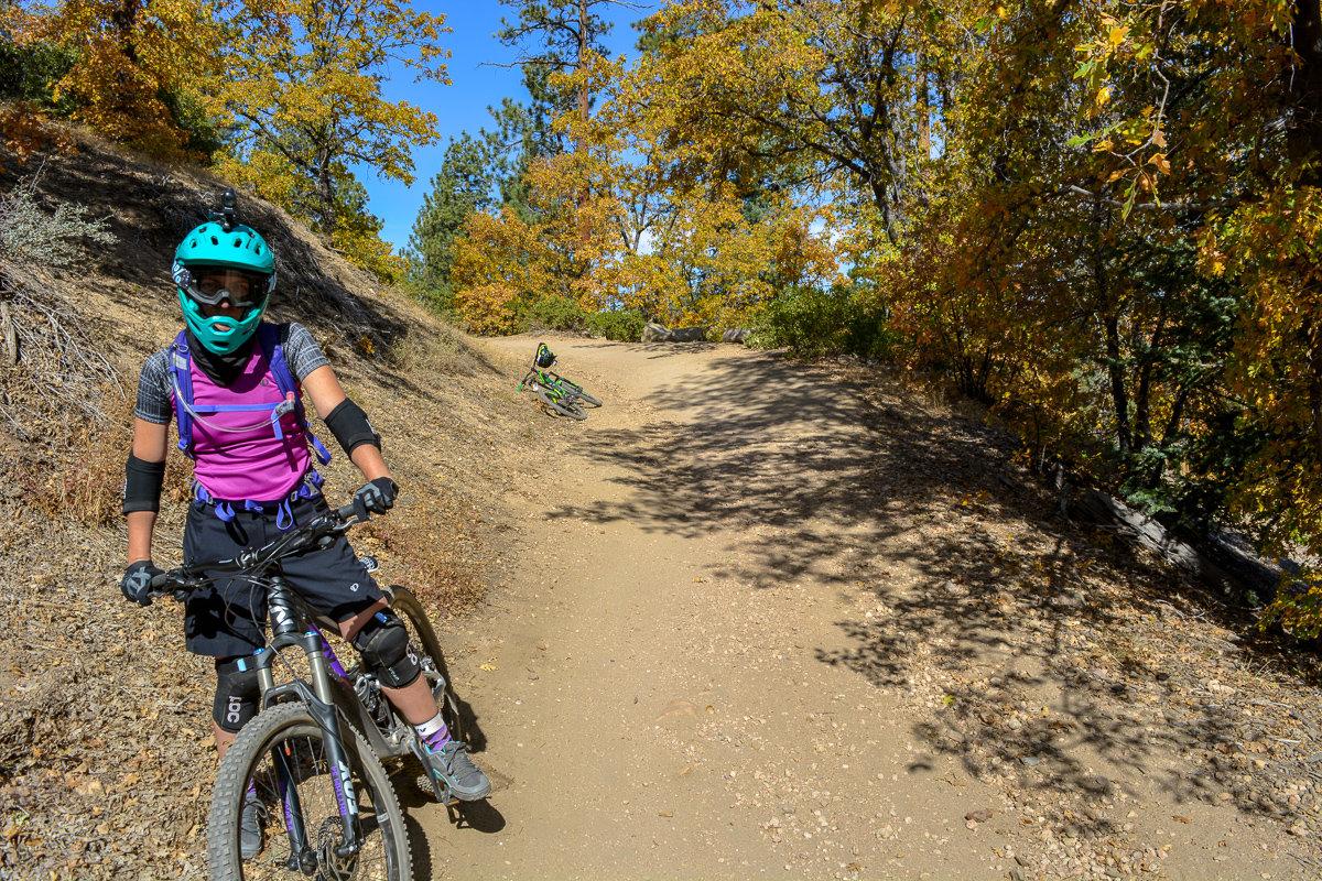 Mountain biking guide for women