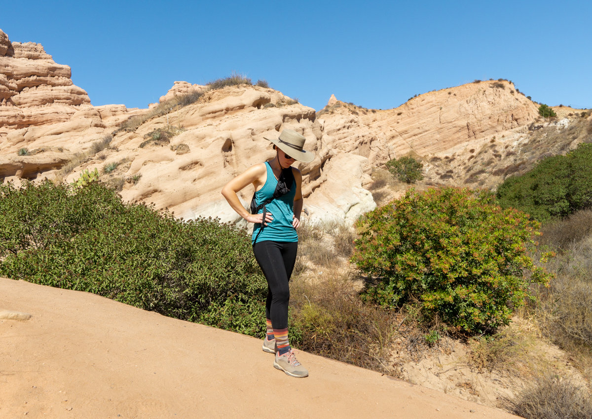hiking outfit for women