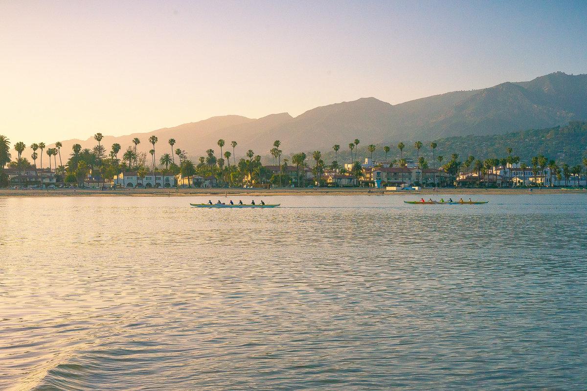 Overview of Santa Barbara, California