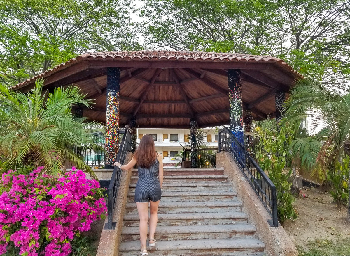 Exploring through Olas Altas during my trip to Puerto Vallarta