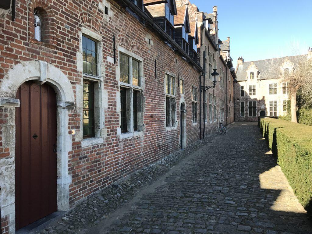 Groot Begijnhof, Leuven