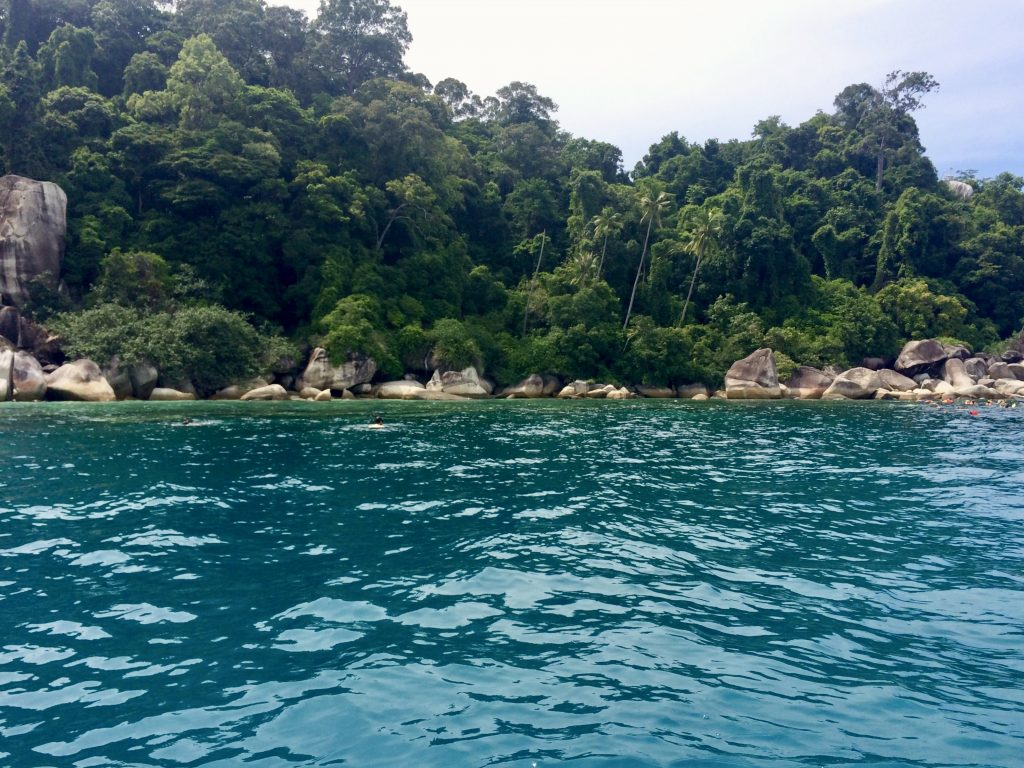 Snorkeling at the Perhentian Islands