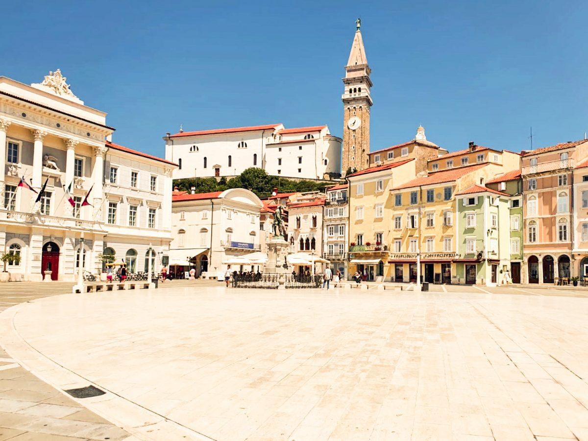 Slovenië 2020 - Piran