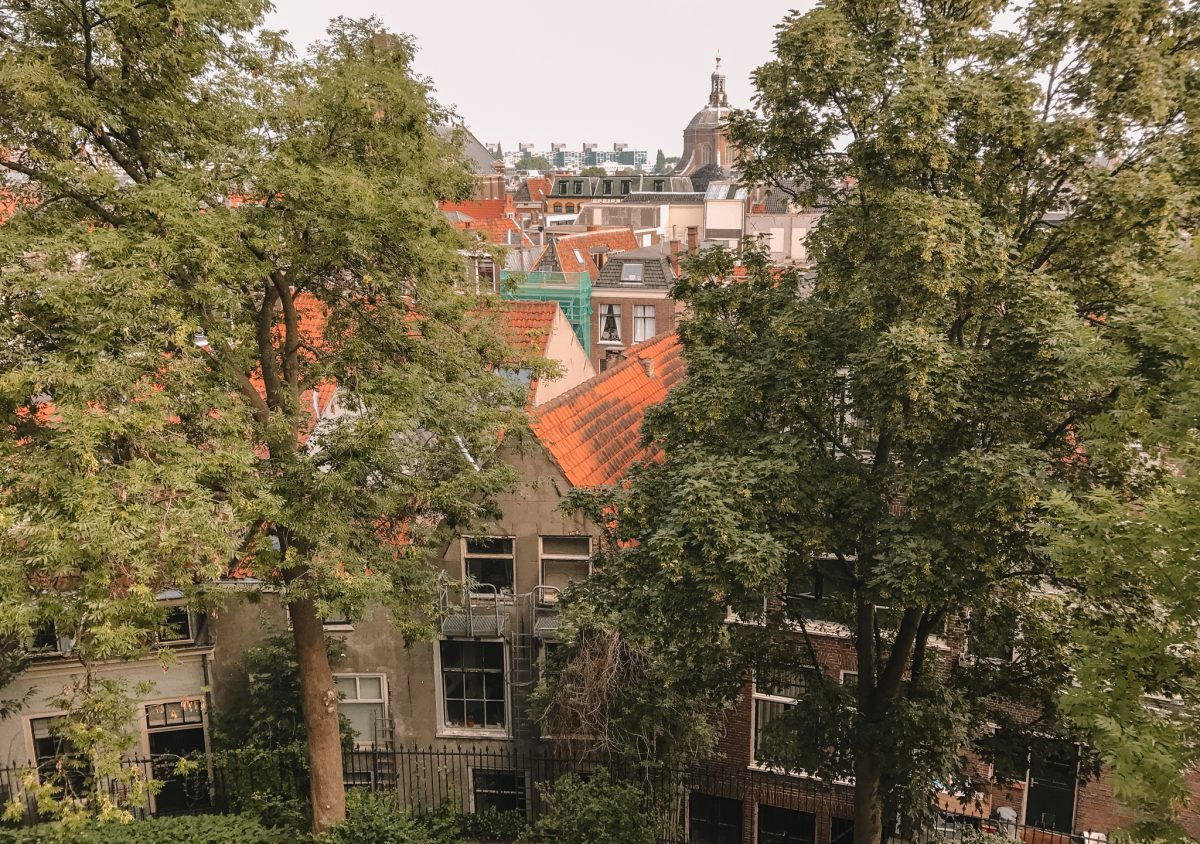 de Burcht van Leiden, Nederland 3