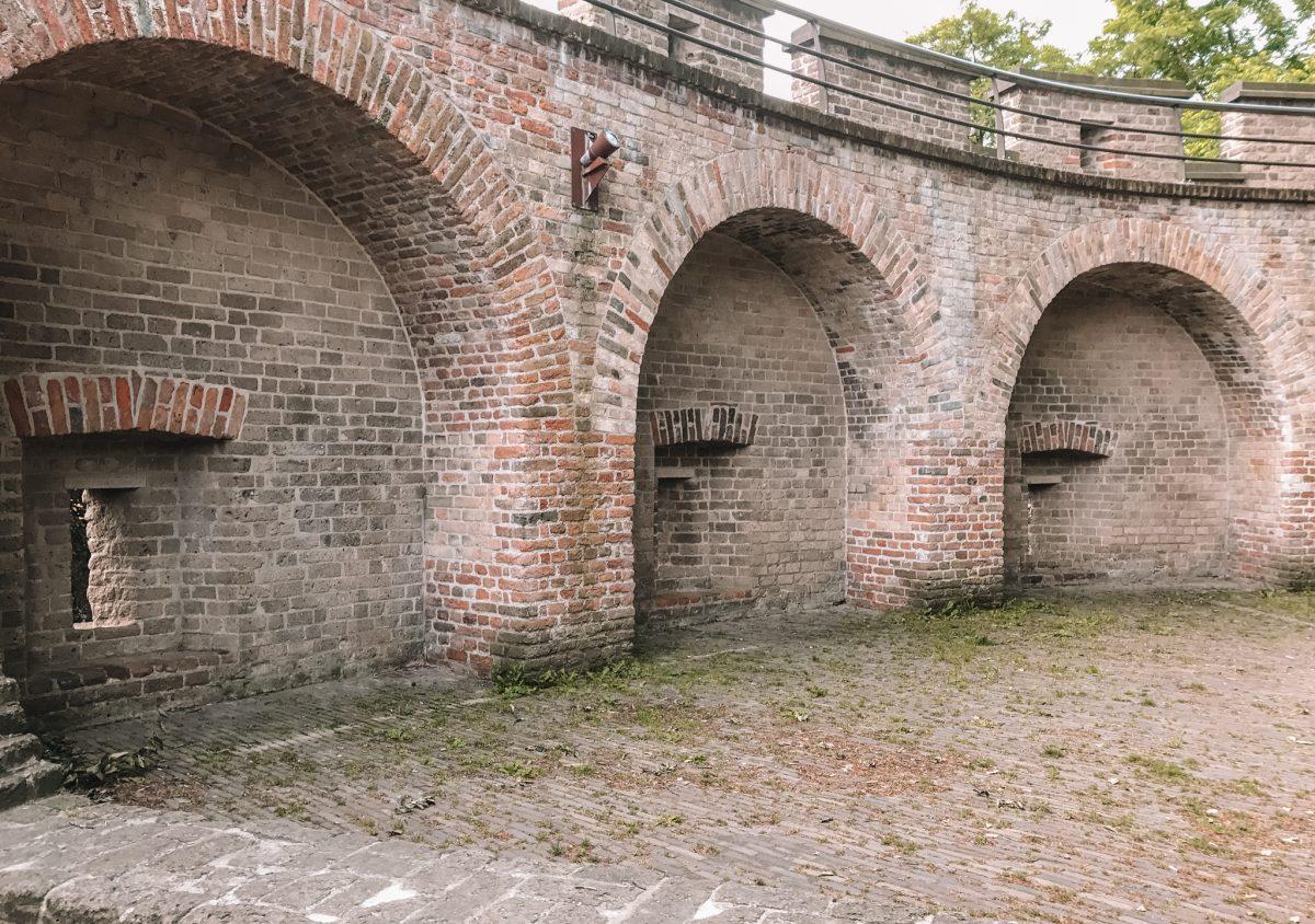 de Burcht van Leiden, Nederland 5