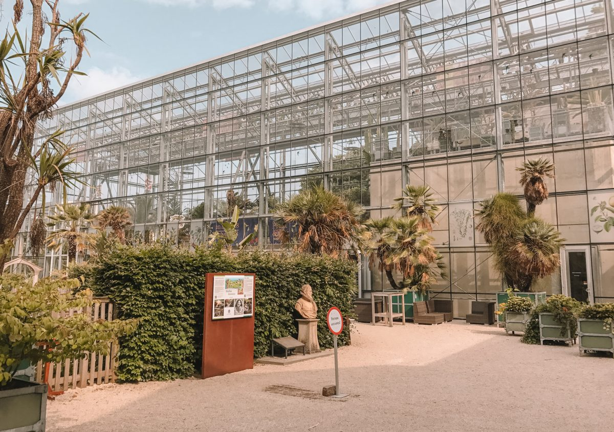 Hortus Botanicus, Nederland 2