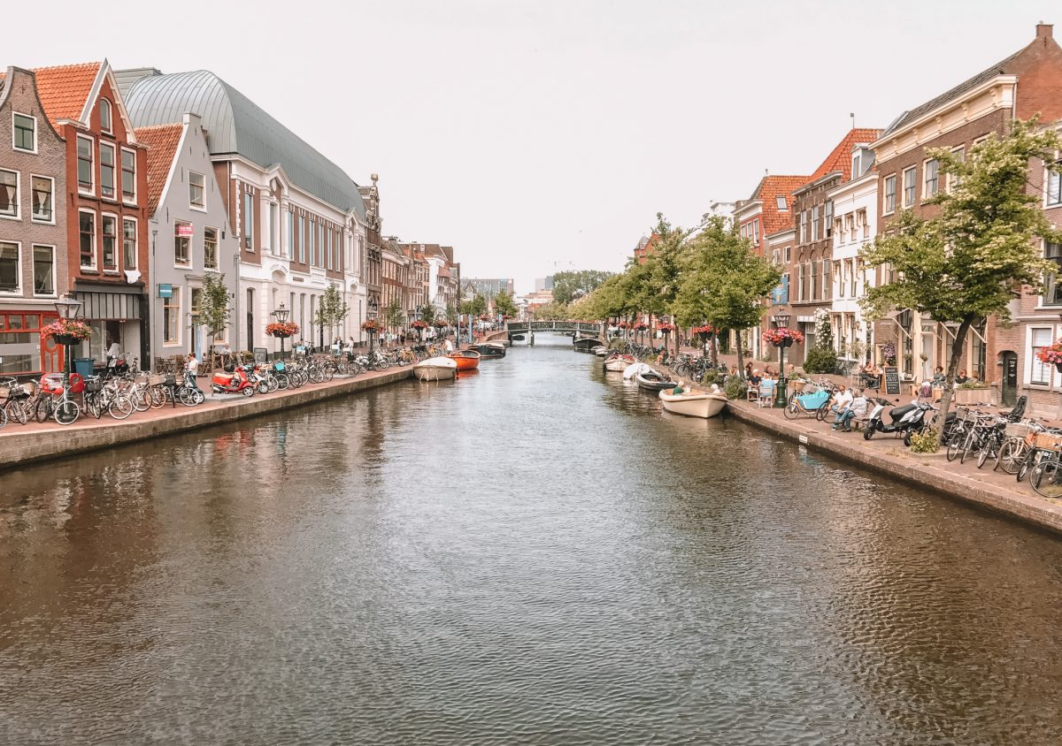 Citycentre Leiden 2018 4