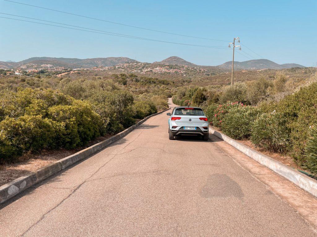 Sardinië 2021 - Costa Paradiso auto