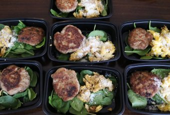 Junk-Free Breakfast Sausage Recipe – Great for meal prep