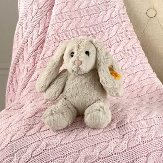 Steiff hoppie rabbit small soft toy