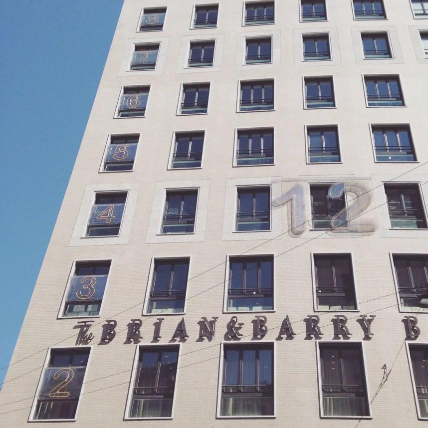 INGRIDESIGN brian&barry building  milan