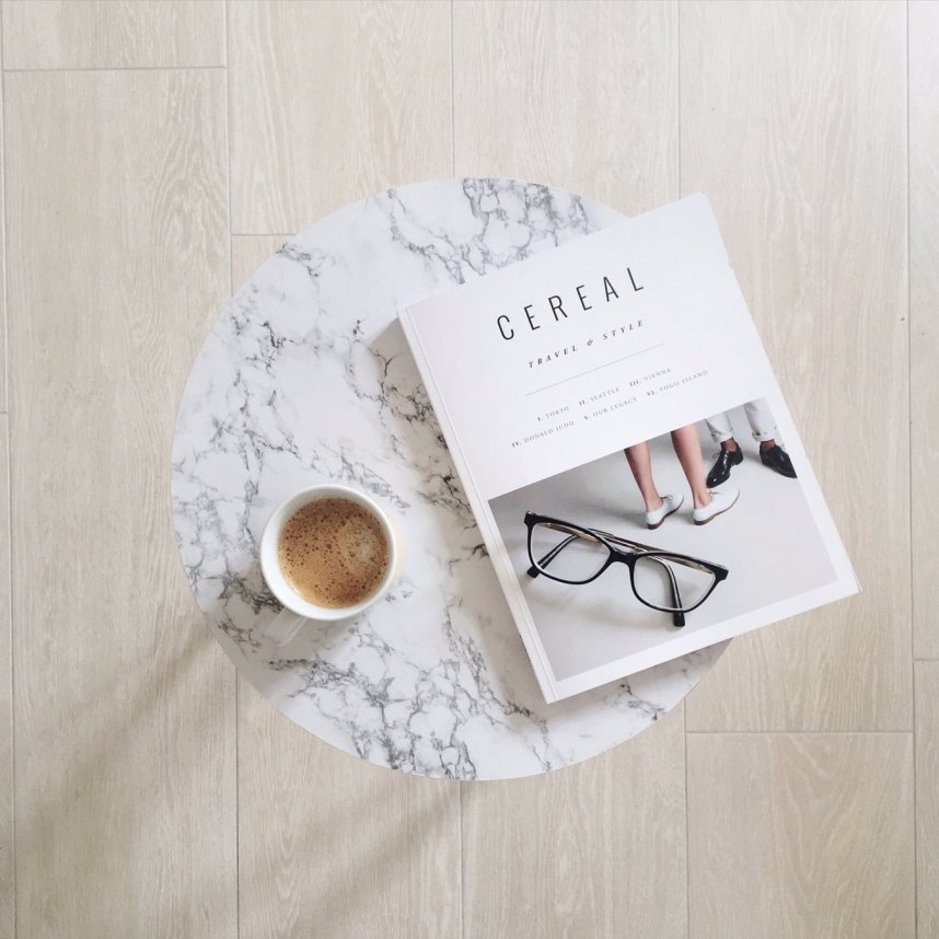 my scandinavian home_marble_table_cereal_magazine