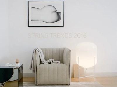 spring trends scandinavian design 2016