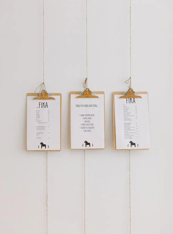 fika toronto cereal interior menu
