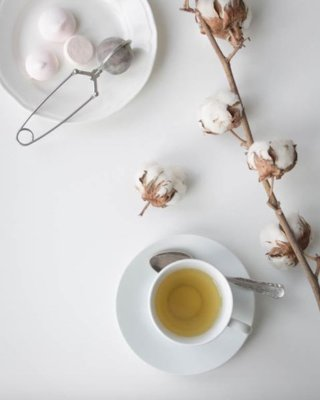 scandinavian feeling cozy home hygge tea easter