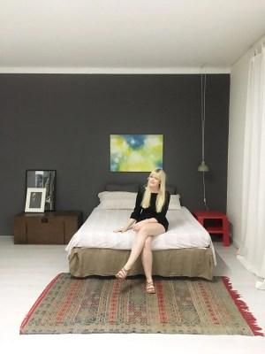 airbnb torino italy interior bedroom 1