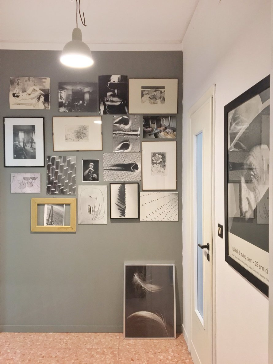 airbnb torino italy interior hallway