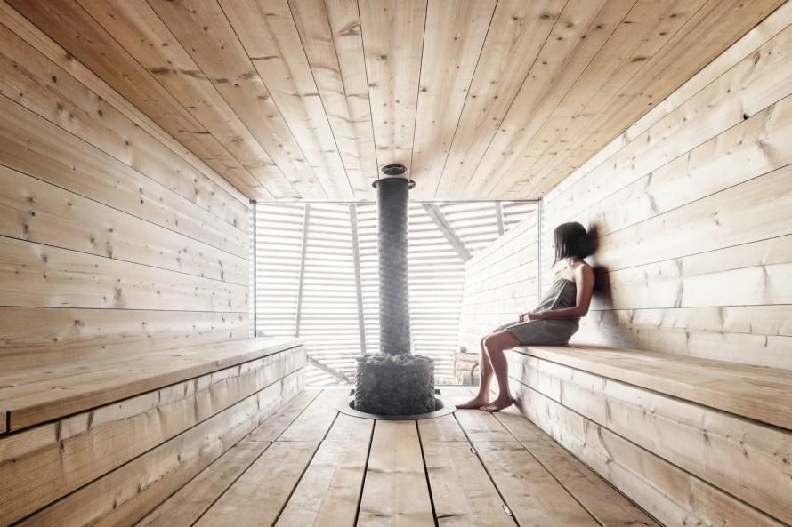 helsinki loyly interior sauna 1