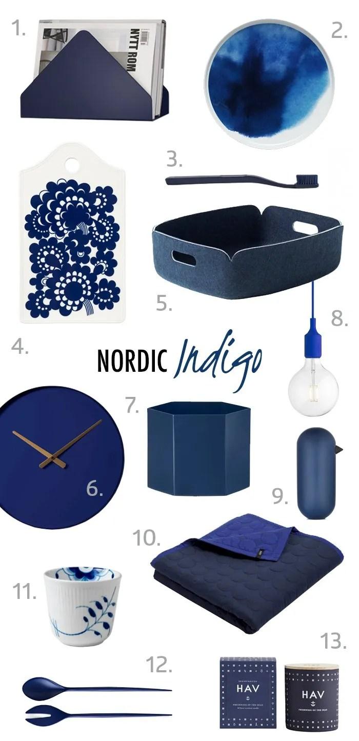 nordic indigo blue guide scandinavian