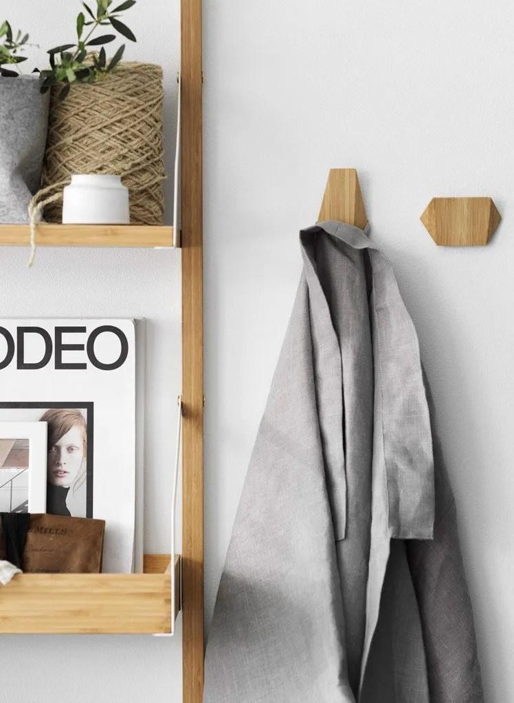 IKEA SKUGGIS wall hook Scandinavian