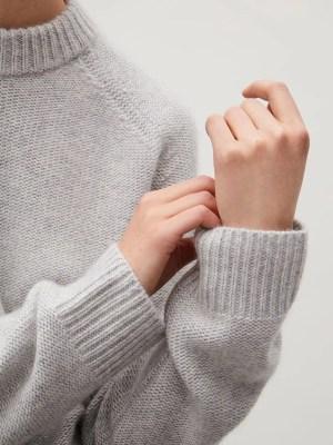cos sweater scandinavian style cozy