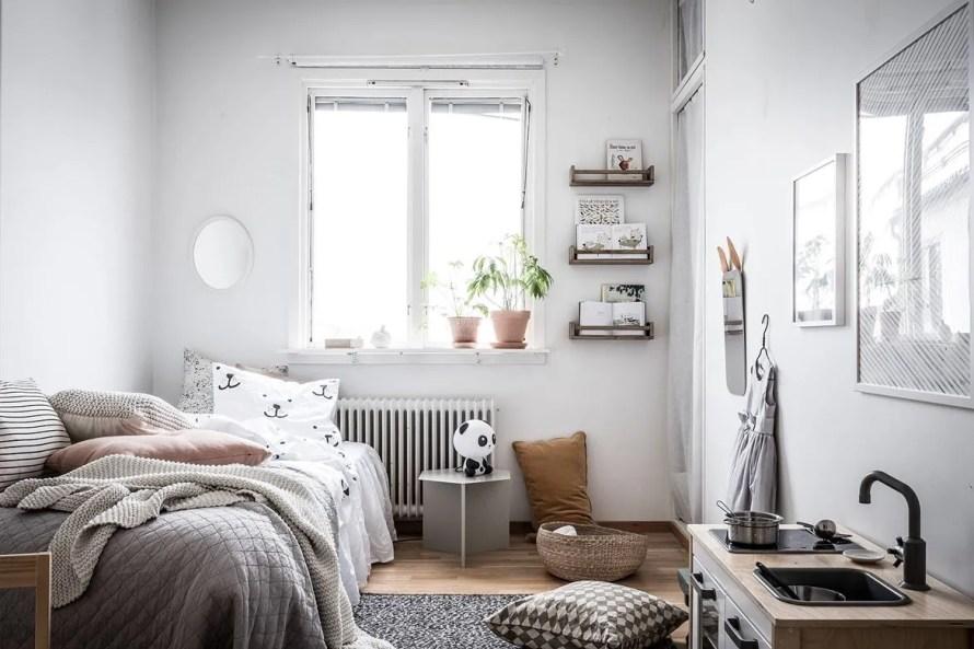 charming home sweden bedroom kids